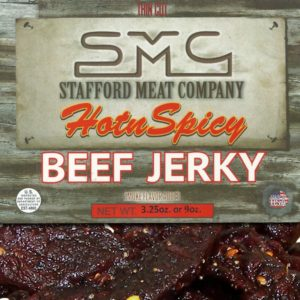 Hot n' Spicy Beef Jerky